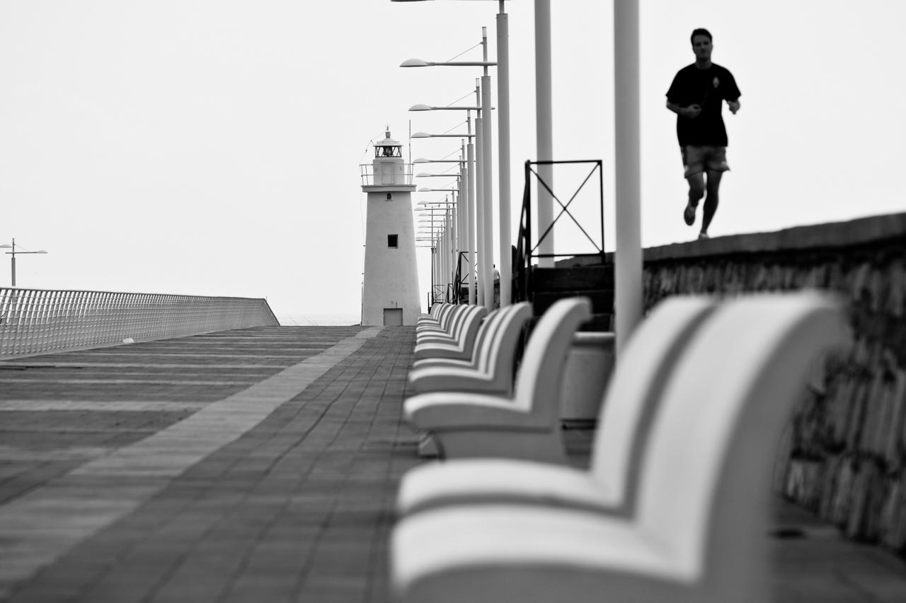 Molo di Porto Maurizio IM