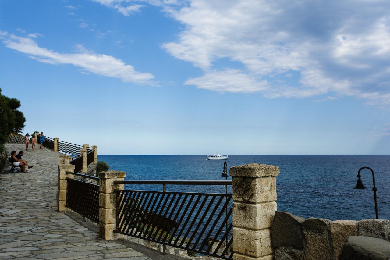 Porto Maurizio - Passeggiata degli Innamorati