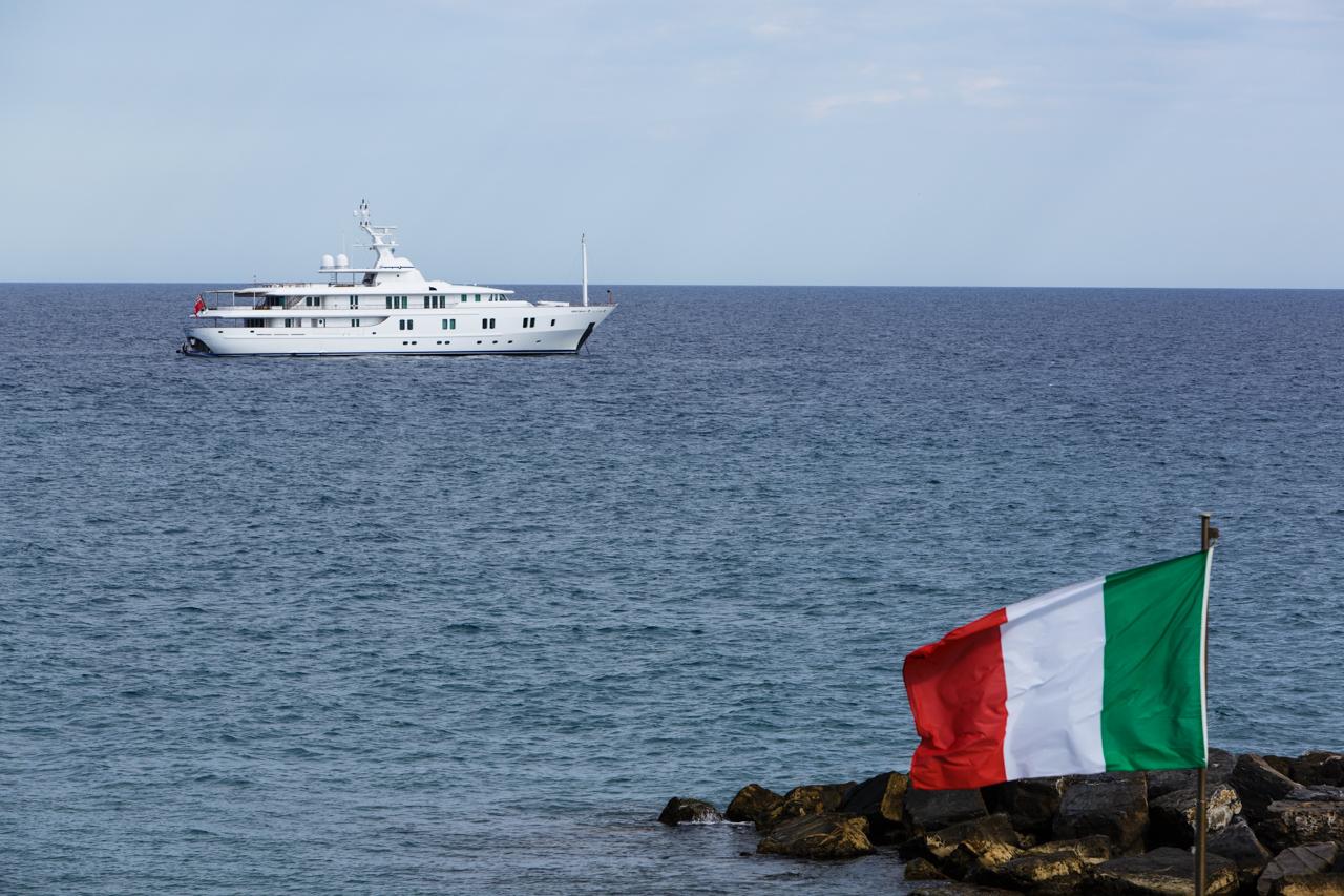 Porto Maurizio - Lungo Mare