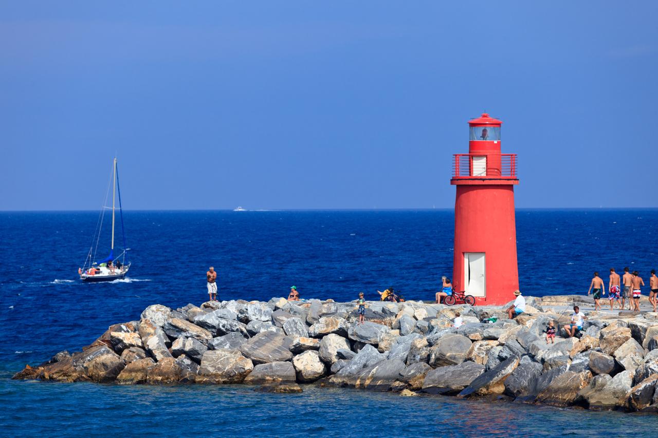 Faro Porto Maurizio IM